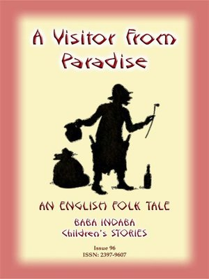cover image of A VISITOR FROM PARADISE--An English Fairy Tale